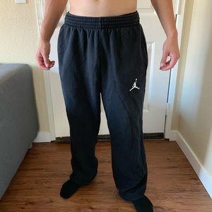 Black Jordan Sweats